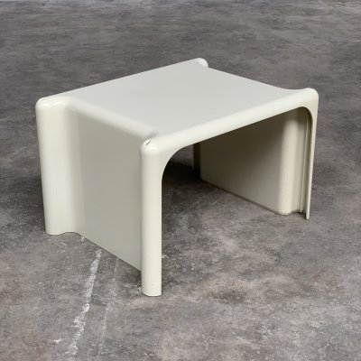 Side table 'Scagno' by Giotto Stoppino for Elco, Italy 1970s