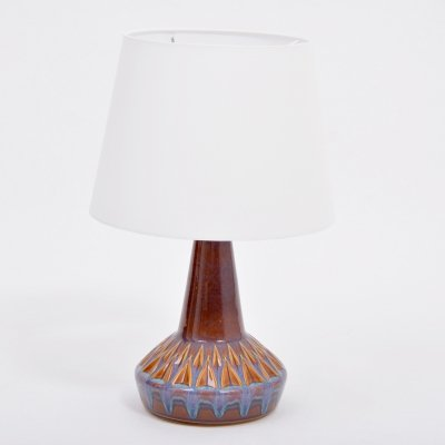 Danish Mid-Century Modern table lamp model 1058 by Soholm