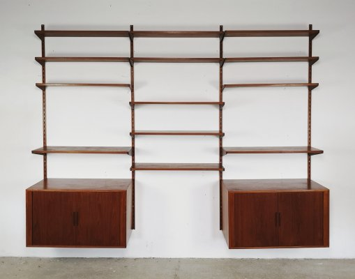 Kai Kristiansen wall unit, 1960s