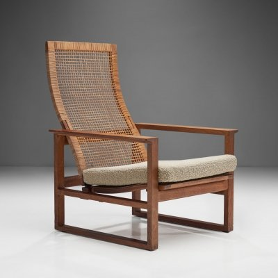 Børge Mogensen 'Model 2254' Lounge Chair for Fredericia Stolefabrik, Denmark 1960s