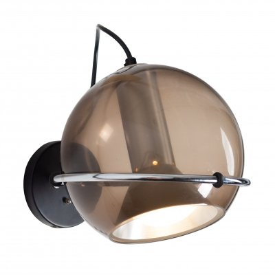 Wall light by Frank Ligtelijn for Raak Amsterdam, 1970s