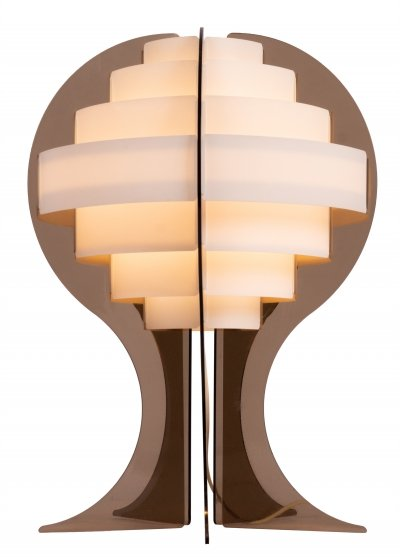 Flemming Brylle & Preben Jacobsen table lamp, 1960's
