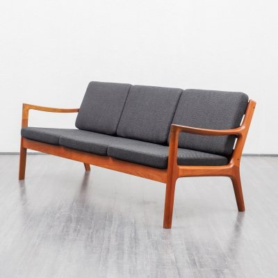 Danish teak sofa by Ole Wanscher for France & Son, 1960s