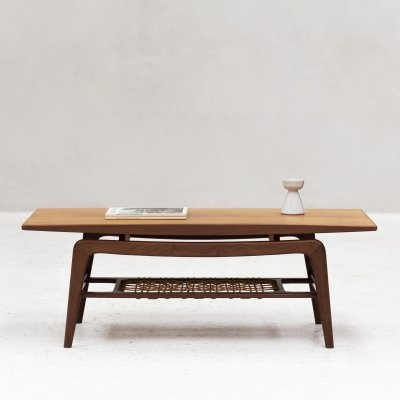 Coffee table by Louis Van Teeffelen for Wébé, Holland 1960