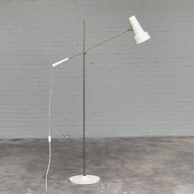 Floor lamp 'model 329' by Willem Hagoort for Hagoort Lighting, Netherlands 1960s