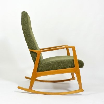 1960s Danish Rocking Chair