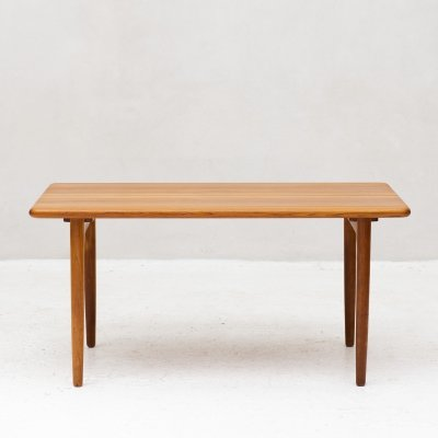 Extendable dining table by Niels O. Moller, Denmark 1960s