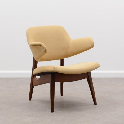 Armchair by Louis van Teeffelen for Wébé, 1960s
