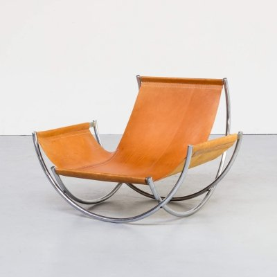 70s Lennart Bender 'wilo' fauteuil for Wibro AB