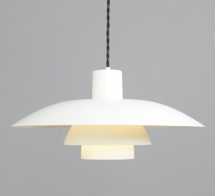 Model PH4 Pendant Light by Poul Henningsen for Louis Poulsen, Circa 1960s
