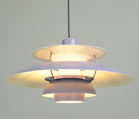 Model PH5 Pendant Light by Poul Henningsen for Louis Poulsen, Circa 1960s
