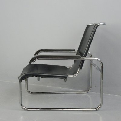 Bauhaus Lounge Chair by Marcel Breuer for Thonet, 1970s
