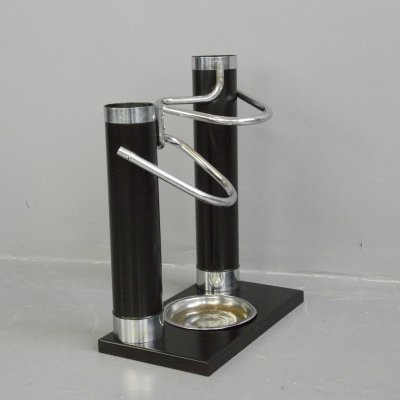 Bauhaus Umbrella Stand by Klaas Van Aken for Daalderop, Circa 1930s