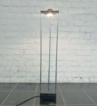 Kandido table lamp by F.A. Porsche for Luci, 1980s