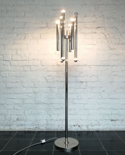 Sciolari floorlamp for Boulanger, 1970s