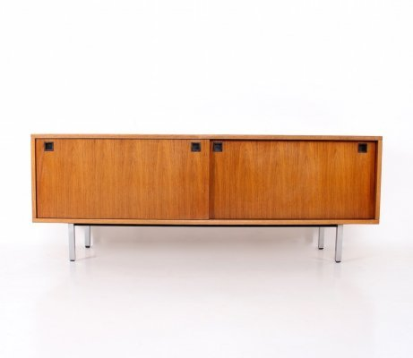 Rosewood sideboard with sliding doors by Alfred Hendrickx for Belform, 1960's