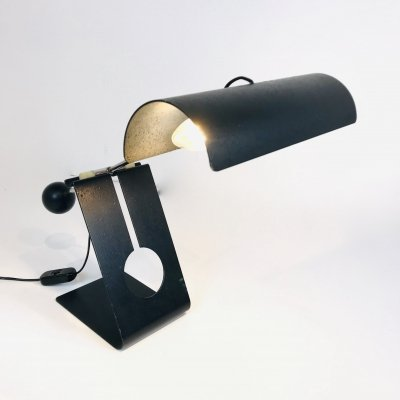 The Picchio or Woodpecker table lamp by Mauro Martini for Fratelli Martini, 1970s