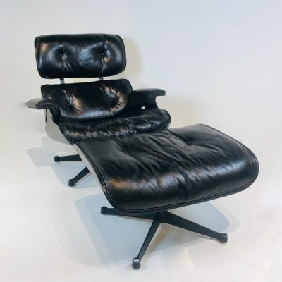 Lounge Chair by Charles & Ray Eames for Herman Miller, USA 1970s