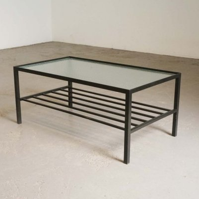 Minimalist coffee table by Janni van Pelt, 1960's