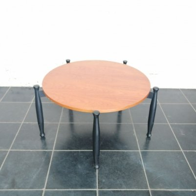 Italian coffee table with 5 legs, 1960s