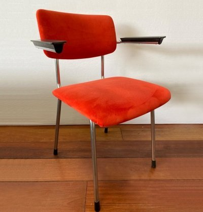 Vintage Gispen chair 1235, 1960s