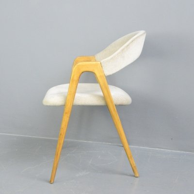 Mid Century Chair by WK Mobel, Circa 1950s