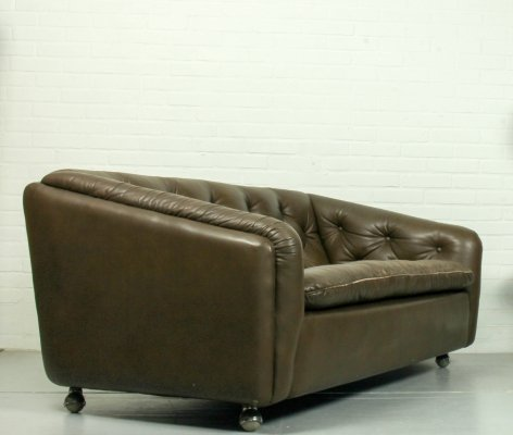 Original Vintage 'C610' Sofa by Geoffrey Harcourt for Artifort, 1969
