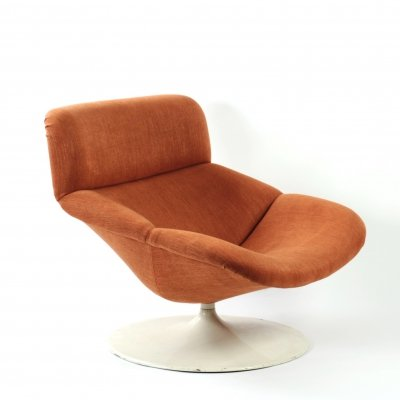 F518 lounge chair by Geoffrey Harcourt for Artifort, 1960s
