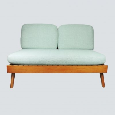Agave Fabric Day Bed / Sofa, 1960s
