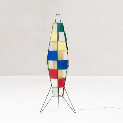 Rocket Floor lamp, Italy 1960's