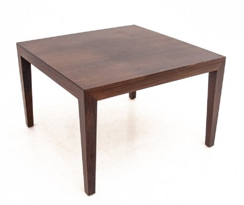 Rosewood Danish coffee table, 1960s