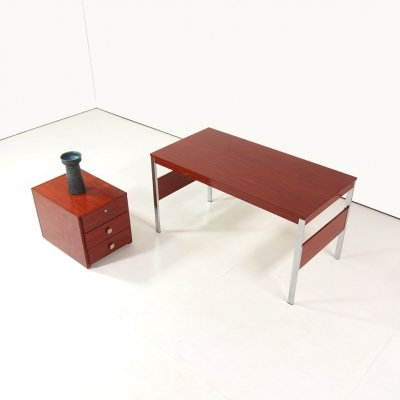 'Minor B' desk by Pierre Guariche for Meurop, Belgium 1960's
