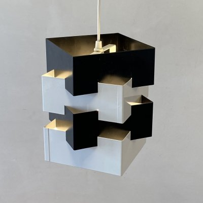 Swedish 'NIFT' hanging lamp produced by Kronobergs Belysning for IKEA, 1960s