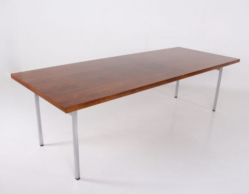 Rare rosewood table by Alfred Hendrickx for Belform, 1960's
