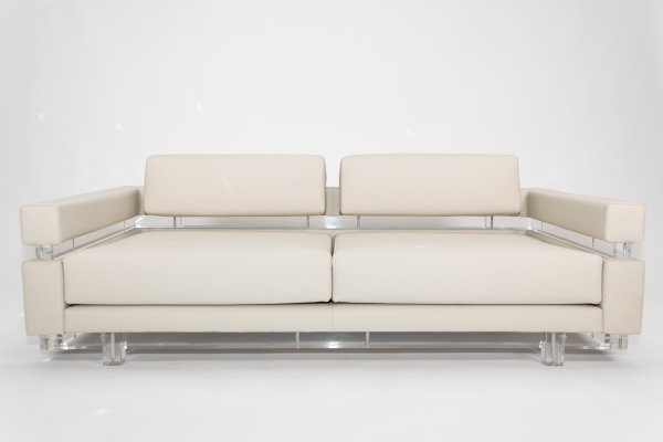 Sofa by Gérard Gallet for Mobilier International, 1970s