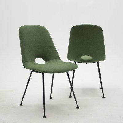 Pair of vintage design chairs, 1950s