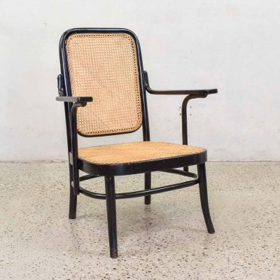 Early 20th Century Armchair by Josef Frank for Thonet