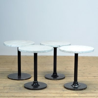 4 x vintage side table, 1950s