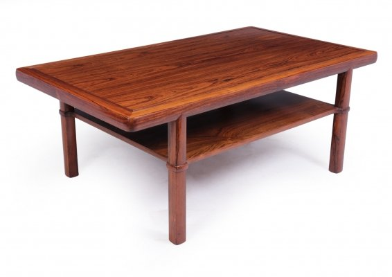 Danish Mid Century Rosewood Coffee Table, 1960s