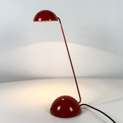 Red Bikini Table Light by Barbieri & Marianelli for Tronconi, 1970s