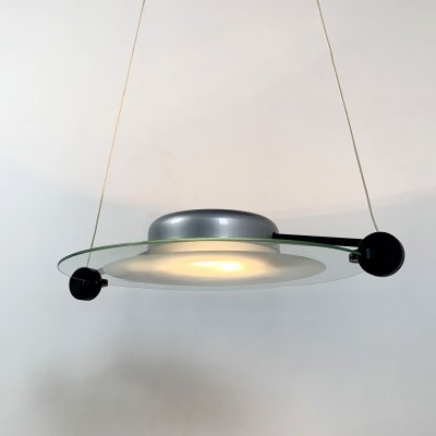 Cyclos Pendant Light by Michele De Lucchi for Artemide, 1980s