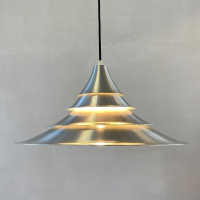 Pagode hanging lamp by Ricardoni for Nordisk Solar Denmark, 1980s