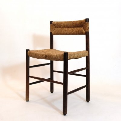 Rosewood Dordogne chair by Sentou, 1950-1960