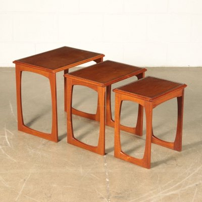 Set of 1960s Nesting Tables