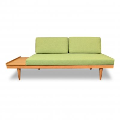 Vintage oak sofa/daybed by Ingmar Relling & Harald Vik, Norway 1960s