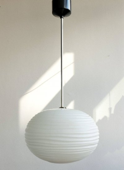Model 1141 hanging lamp by Napako, 1960s