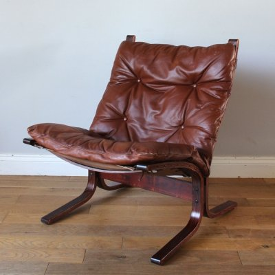 Original 1970's Westnofa Norwegian Bentwood Chair