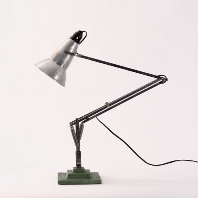 First edition of the Anglepoise '1227' lamp by Herbert Terry & Sons