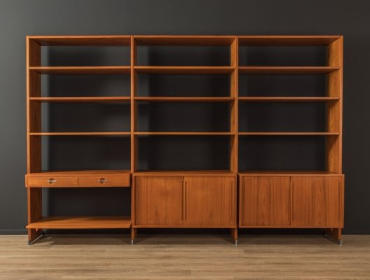 Danish wall unit, 1960s
