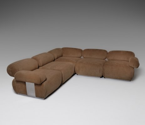 Modular sofa by Roberto Iera for Felice Rossi, Italy 1970